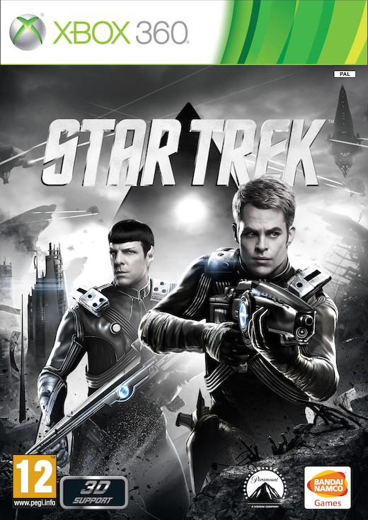 náhled STAR TREK THE VIDEOGAME - X360