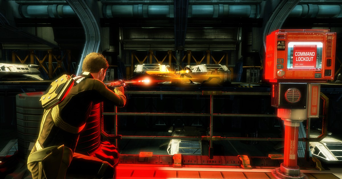 detail STAR TREK THE VIDEOGAME - X360