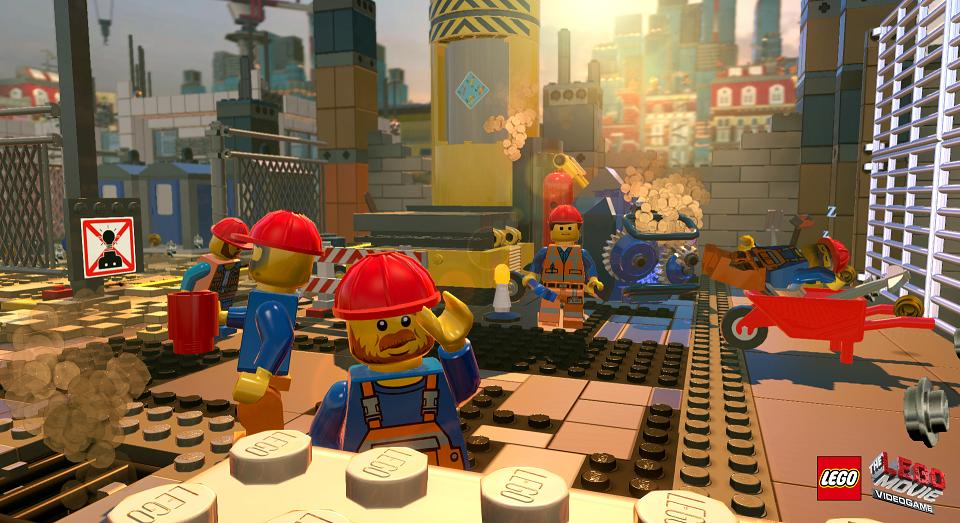 náhled LEGO MOVIE: THE VIDEOGAME - X360
