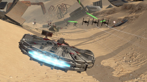 Lego Star Wars: The Force Awakens pro X360