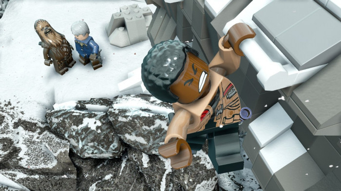 detail LEGO STAR WARS: THE FORCE AWAKENS - X360