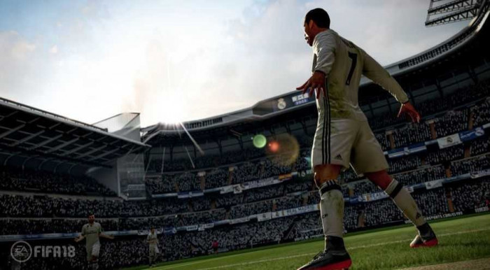 detail FIFA 18 (Legacy Edition) - X360