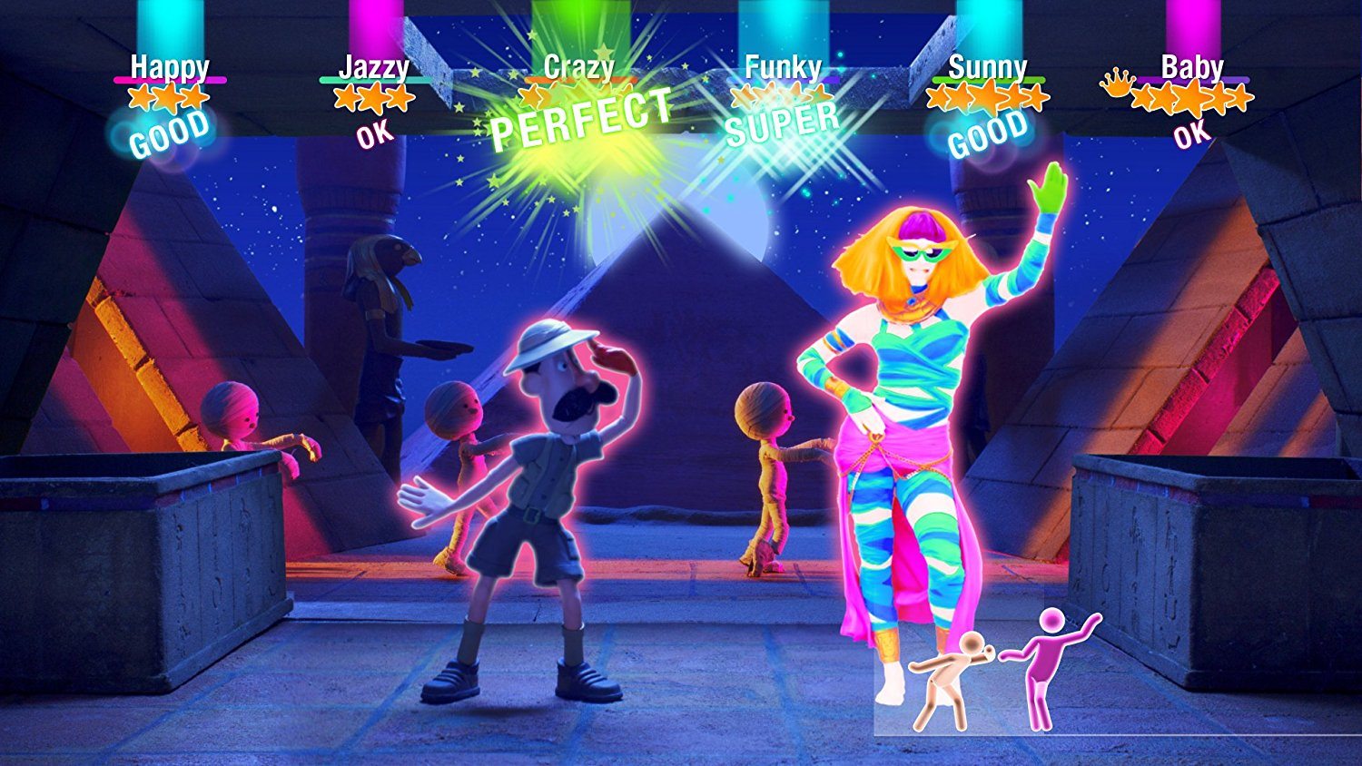 detail Just Dance 2019 - X360