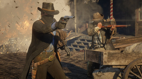 Red Dead Redemption 2 pro Xone
