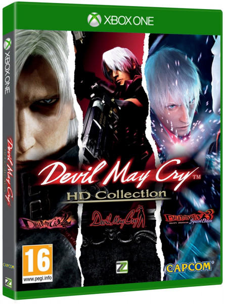 detail Devil May Cry HD Collection - Xone