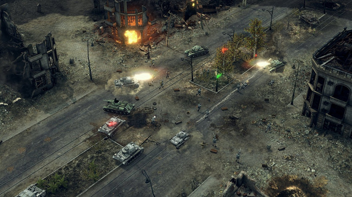 detail Sudden Strike 4: European Battlefields Edition - Xone