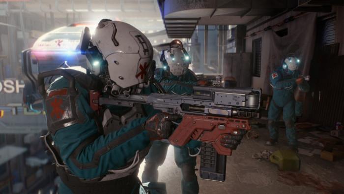 Microsoft Xbox ONE - Cyberpunk 2077