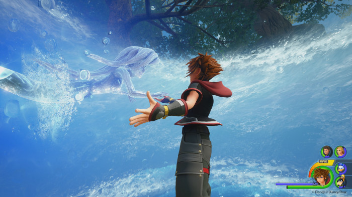 detail KINGDOM HEARTS III - Xone