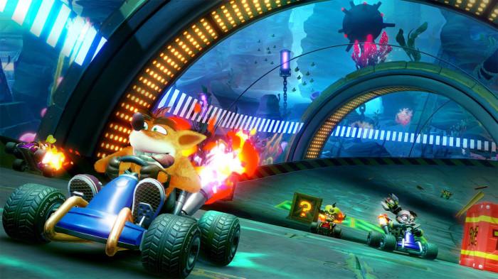 Microsoft Xbox ONE - Crash Team Racing Nitro-Fueled