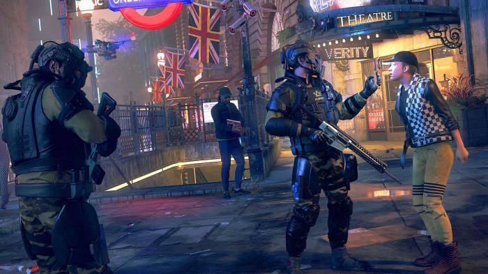 Microsoft Xbox ONE - Watch Dogs Legion
