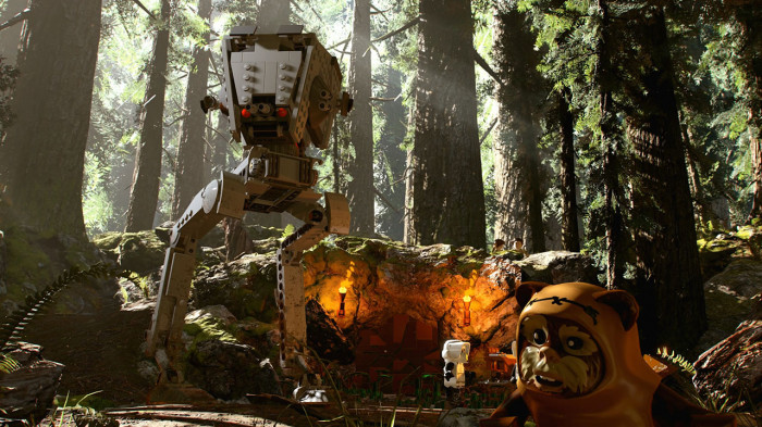 Microsoft Xbox ONE - LEGO Star Wars: The Skywalker Saga