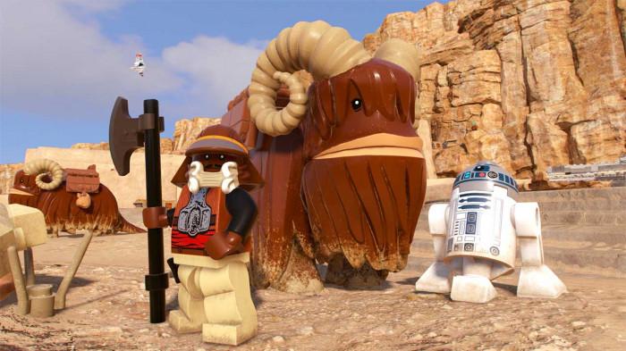 LEGO Star Wars: The Skywalker Saga pro Xone