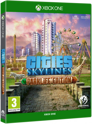 Cities Skylines: Parklife Edition - Xbox One