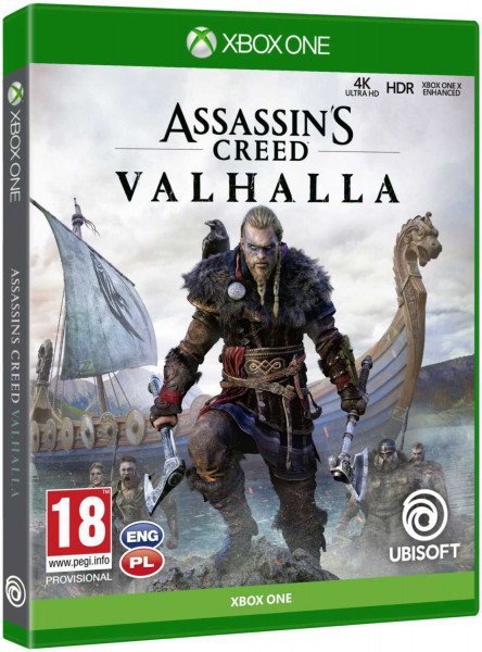 detail Assassin's Creed Valhalla - Xbox One