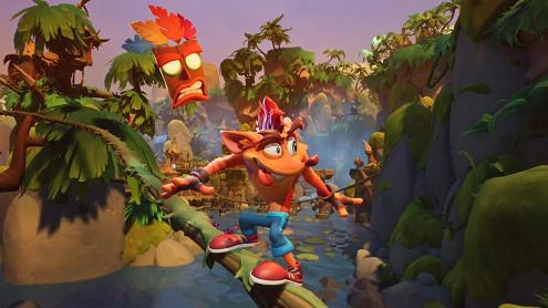 Crash Bandicoot 4: It's About Time pro Xone