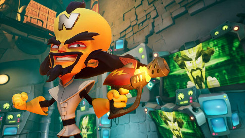 Microsoft Xbox ONE - Crash Bandicoot 4: It's About Time