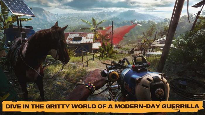 Far Cry 6 pro Xone