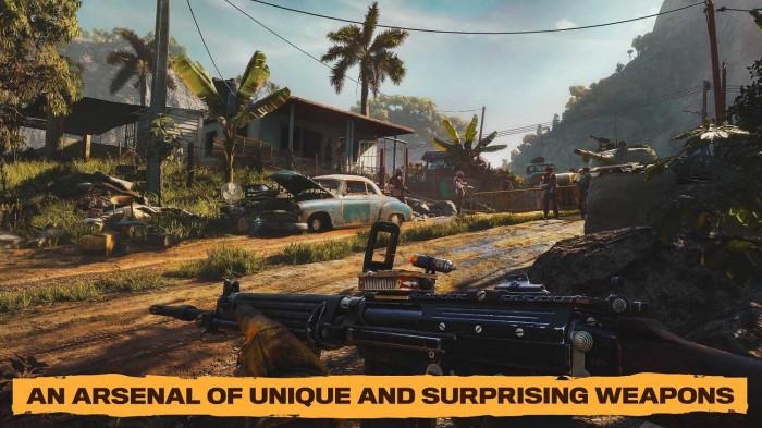Microsoft Xbox ONE - Far Cry 6 Ultimate Edition