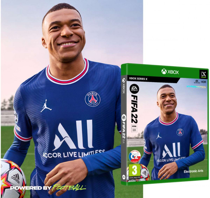 FIFA 22 pro Xbox X Series