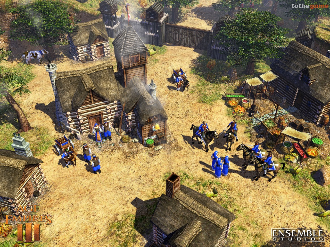 náhled Age of Empires III Complete Collection - PC (licence - digitální produkt ESD)