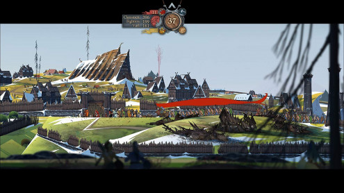 Banner Saga Trilogy Deluxe Pack pro PC hra