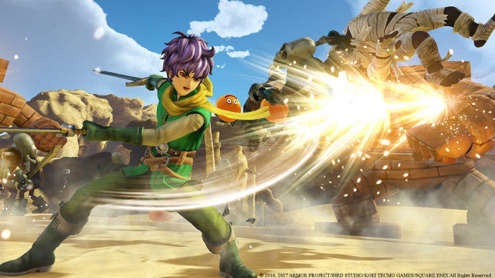 detail Dragon Quest Heroes II Explorer Edition - PC (licence - digitální produkt ESD)