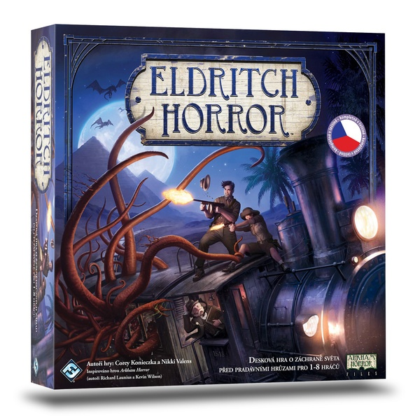 detail Eldritch Horror (1/6)